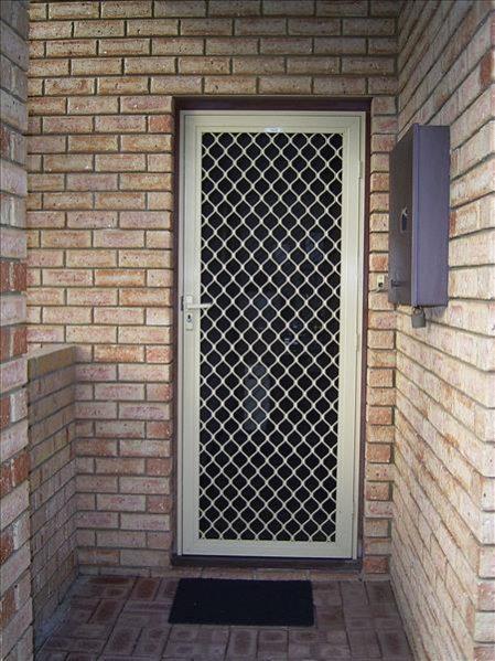 Grille Security Doors & Grille Security Doors Perth WA - Door Grilles - Custom Screens