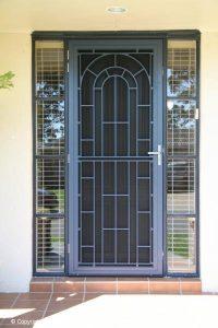 nice looking front door