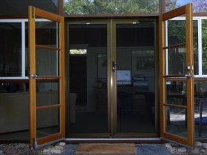 Invisigard Screen Doors