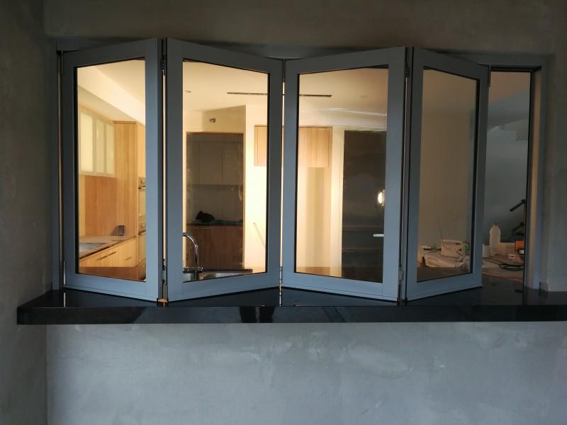 Bi Fold Aluminium Windows Perth Custom Screens